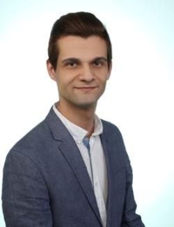 Wróżbita Oskar Rybczyński (Saleos)